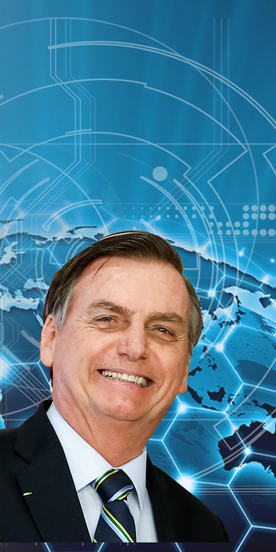 סיפור הצלחה עם נשיא ברזיל, בולסונארו